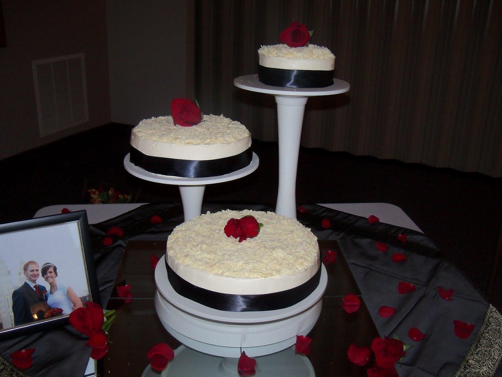 Dede s Cakes Cheesecake Wedding Cake