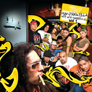 La Vieja Guarda - Mantequilla Hip Hop Sessions, Vol. 1