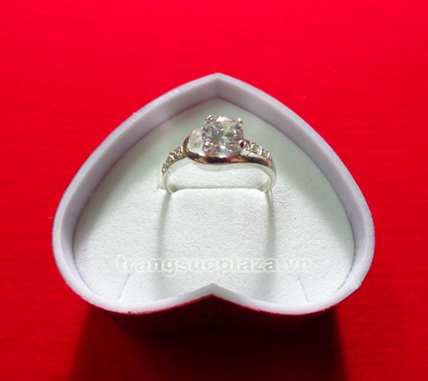 Nhẫn bạc nữ NN113