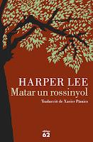 Club de lectura, Matar un rossinyol, Harper Lee