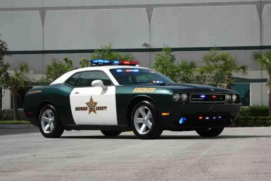 cars police car