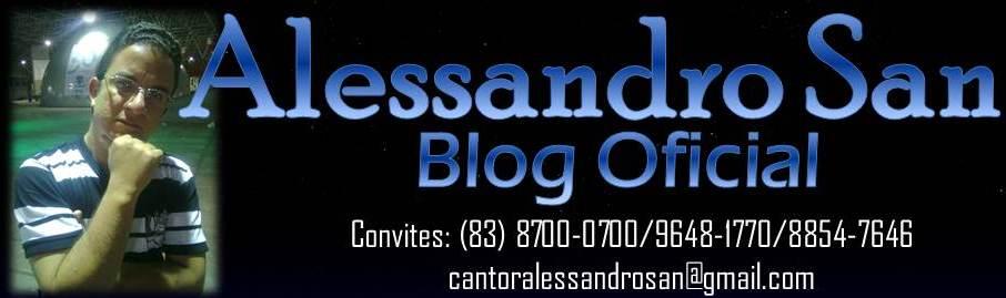 Alessandro San - Blog Oficial
