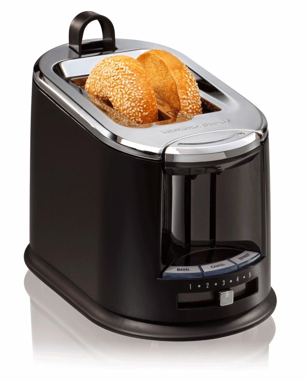 ... smarttoast extra wide slot toaster toaster hamilton beach ensemble
