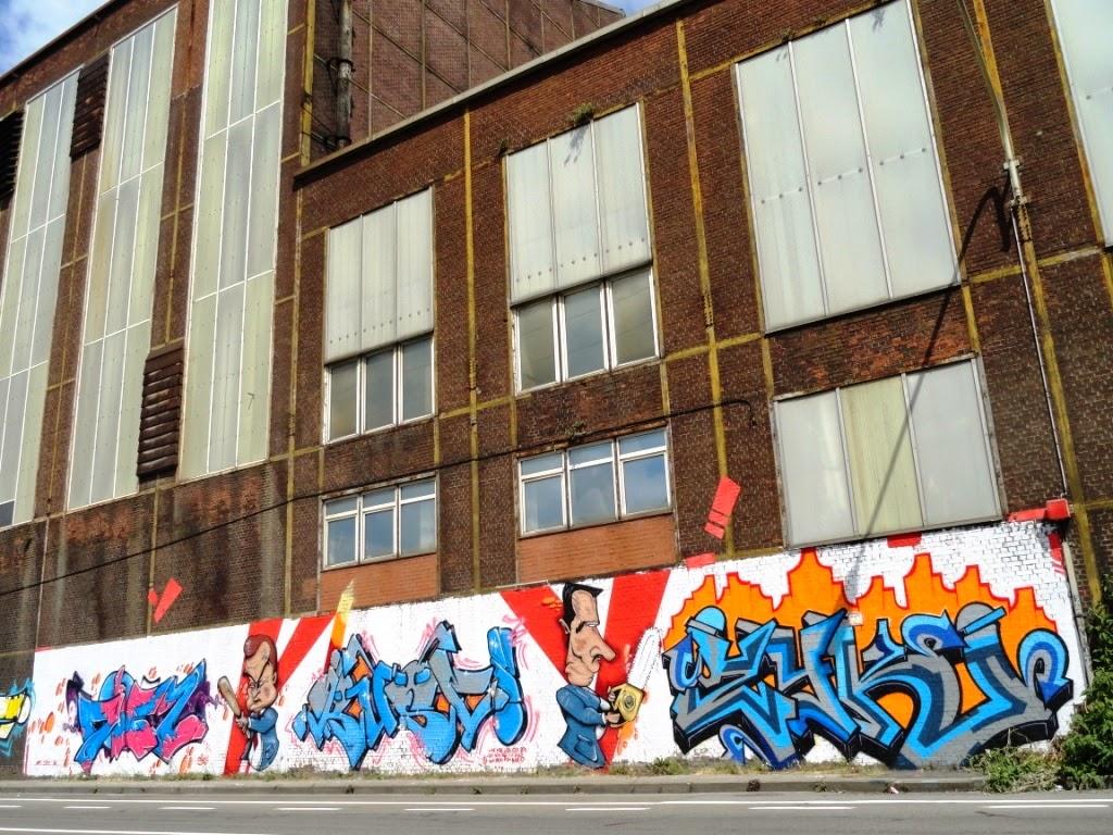 Charleroi Street Art