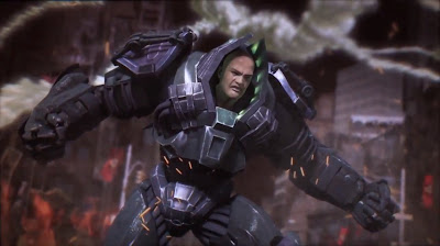 Injustice: Gods Among Us - Lex Luthor Reveal - We Know Gamers