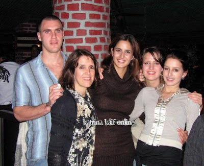 Katrina Kaif Brother and family