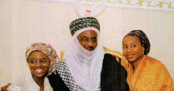 sanusi lamido's daughters