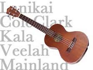 brand ukulele