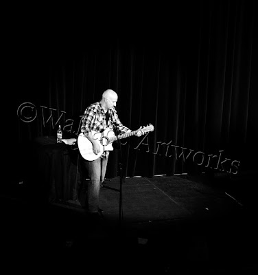 Midge Ure, Jam House Edinburgh Live Music Photographer