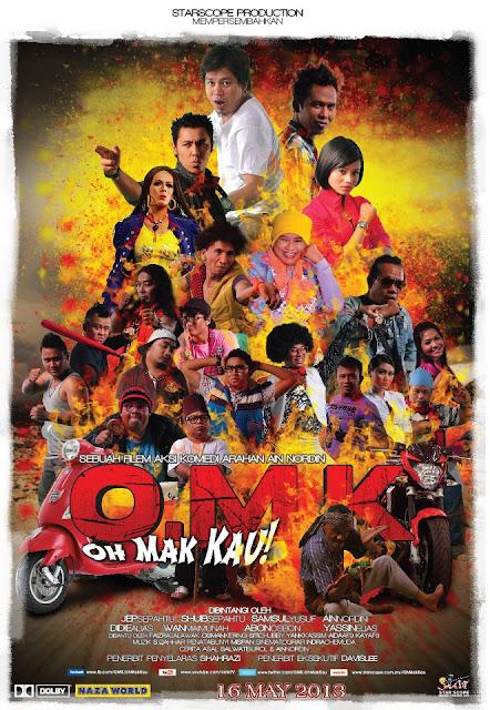 3 Filem Paling Tak Best 2013 - Oh Mak Kau