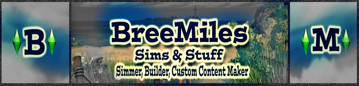 Bree's Sims Stuff