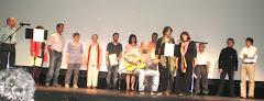 Todos los poeKas particpantes al recital - homenaje