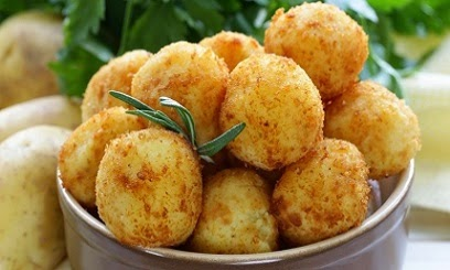 potato balls recipe