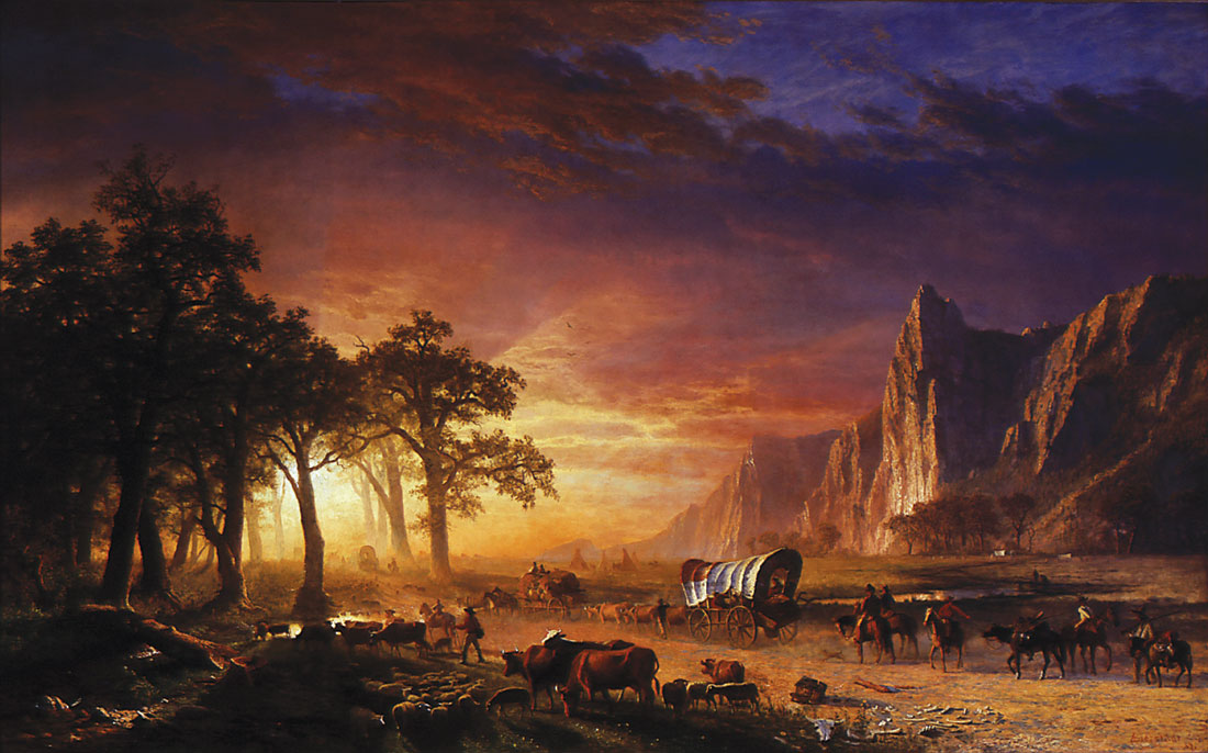 analysis albert bierstadt s rocky mountains lander s peak Albert bierstadt, the rocky mountains: lander's peak (1863) beneath the  by  matthiessen 2 analysis of the connection between high culture and popular.
