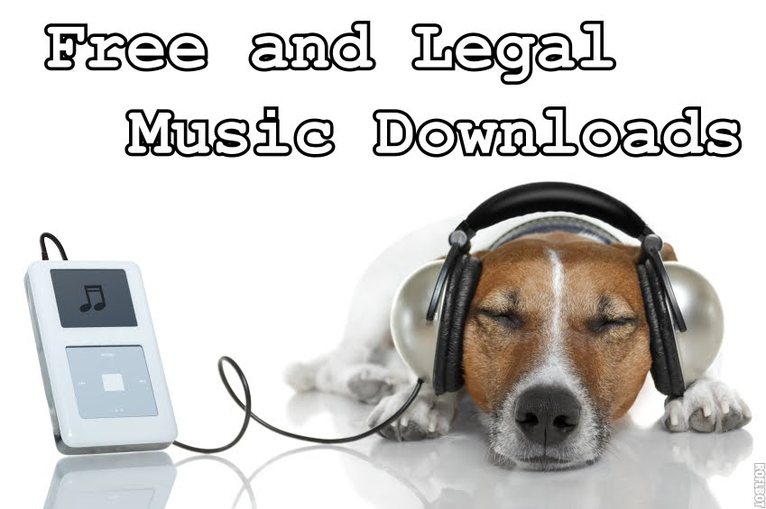 Free and Legal Music Downloads
