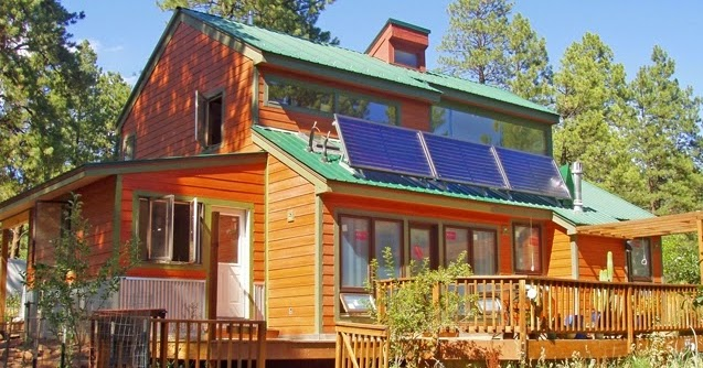 Passive solar house plans with greenhouse home design inside for Passive solar house kits