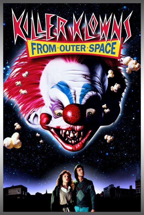 Chrichton 39 s world review killer klowns from outer space for Who owns outer space