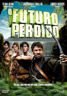 Filme Poster O Futuro Perdido DVDRip XviD Dual Audio & RMVB Dublado