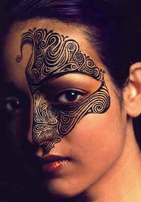 Maori Tatto Designs on Long Time Ago The Maoris Have Been Cannibals Sometimes They Had