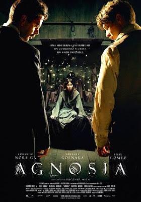Filme Poster Agnosia DVDRip RMVB Legendado