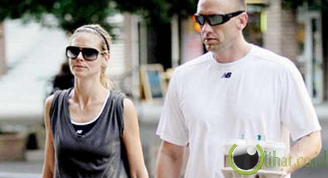 Heidi Klum & Martin Kirsten