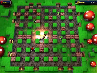 Bomber Mario [Planet Free]