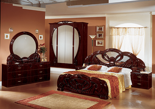 Italian Bedroom Design Ideas