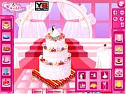 Game bánh kem cô dâu