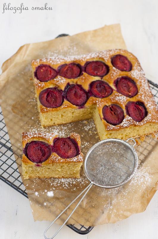 Ciasto ze śliwkami przepis