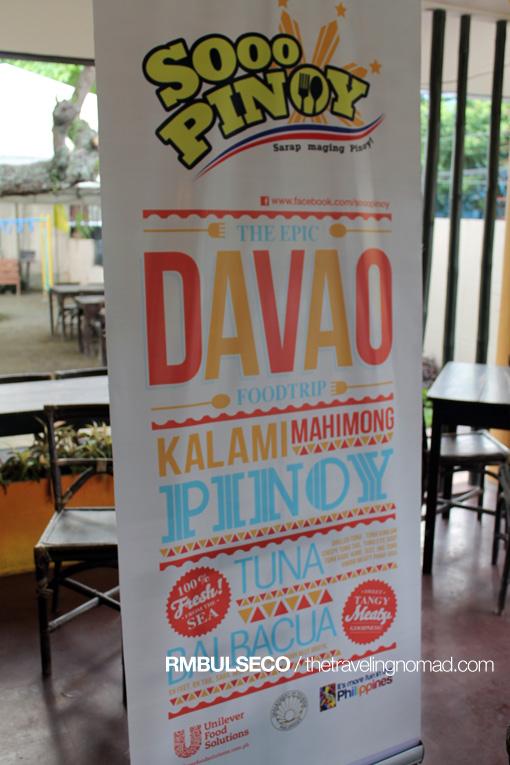 sooo pinoy davao