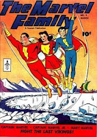 Marvel Family 9 cover