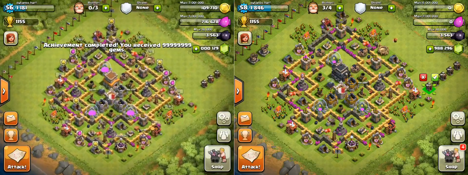 GET] Clash of Clans Hack