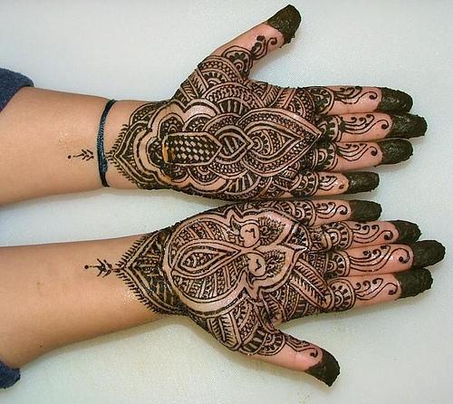 Mehndi For Kids Full Hand : Mehndi designs for kids hands desings