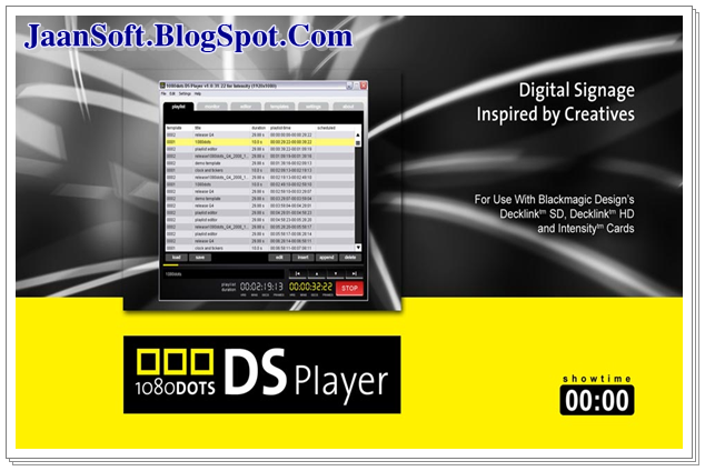 DSPlayer 0.889 lite For Windows Full Download Latest