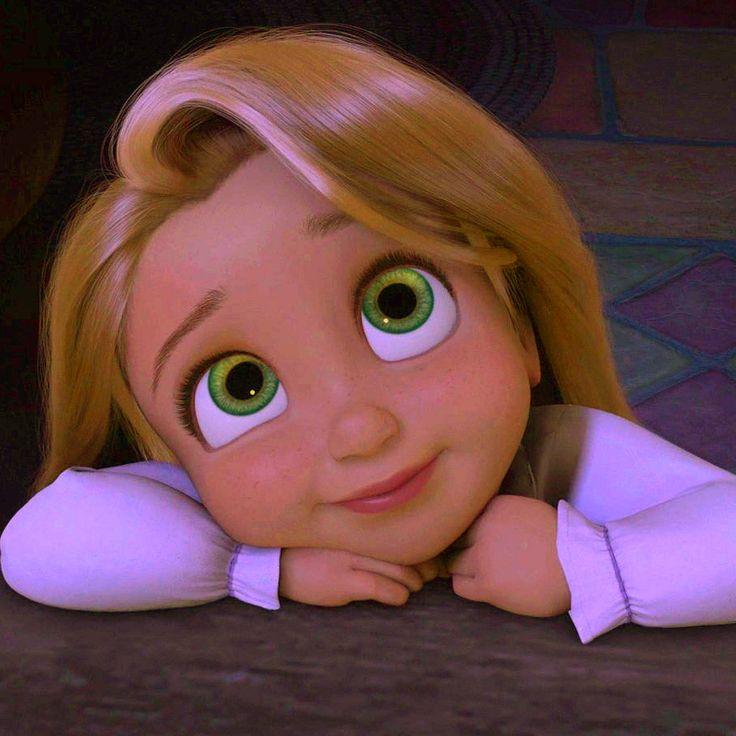 Am I cute or what?: Disney Mini Animator Rapunzel review