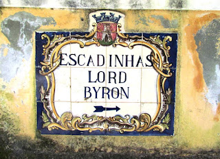 travel, city break, Lord Byron, poet, author, rebel, Lisbon, Sintra, visit, holiday, summer, lived, home, museum, tourist,