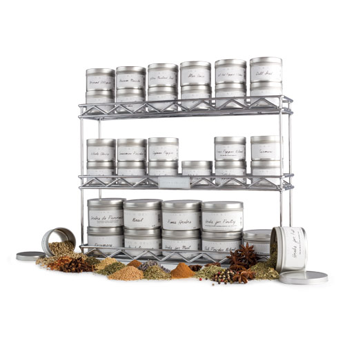 Dean And Deluca Spice Rack Simple Mel Liza Going To Christmas In A Handbasket