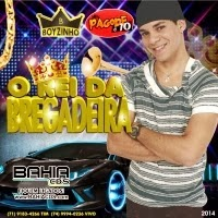 CD O Rei da Bregadeira Lançamento 2013