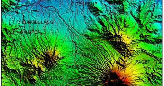 Menginterpretasi Peta Topografi Belajar Ips