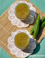 Vendakka (Bhindi) Soup