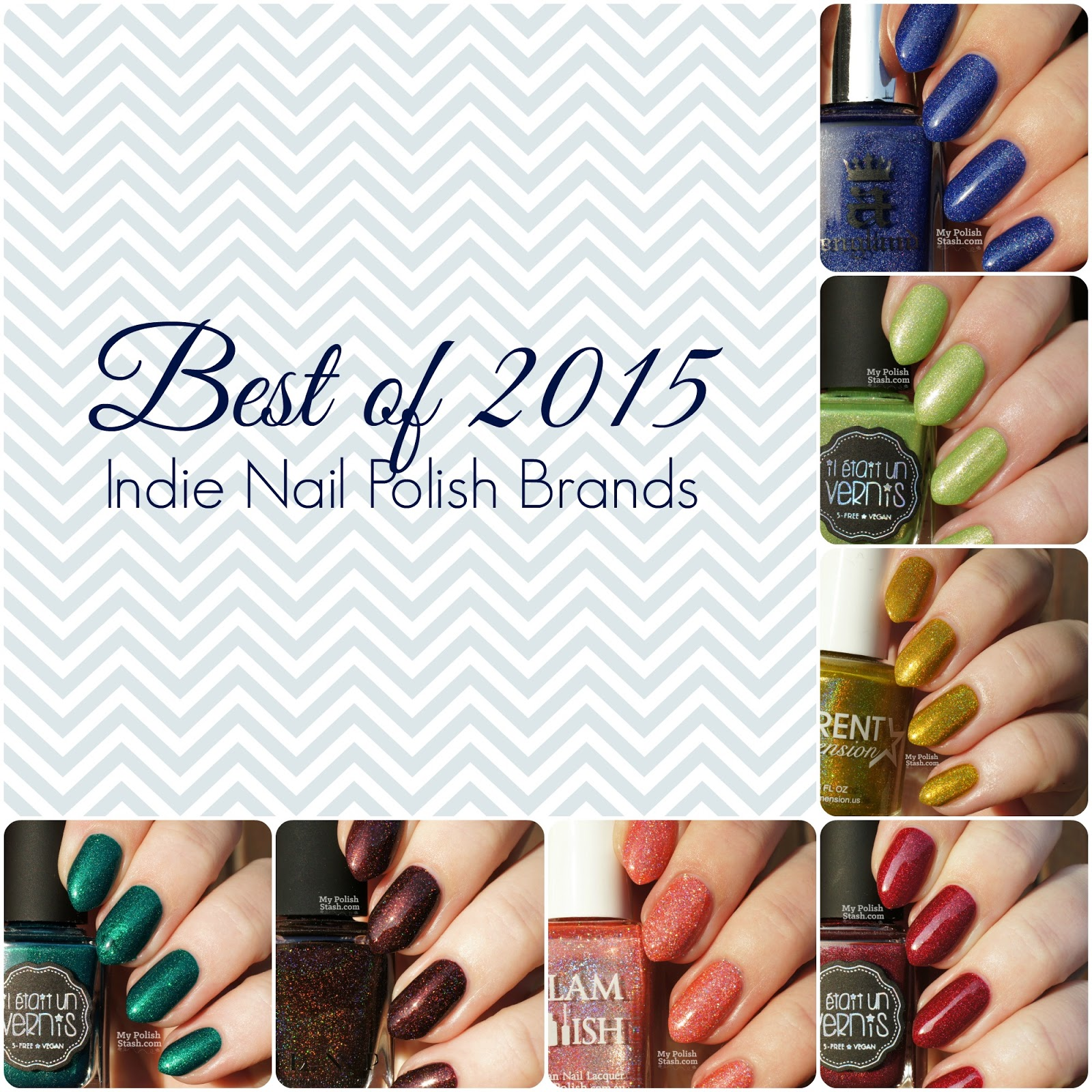 favorite nail polish 2015