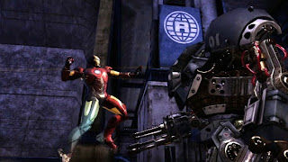 Game Adventure Iron Man