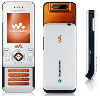 Sony ericsson w580i walkman cell phone manual