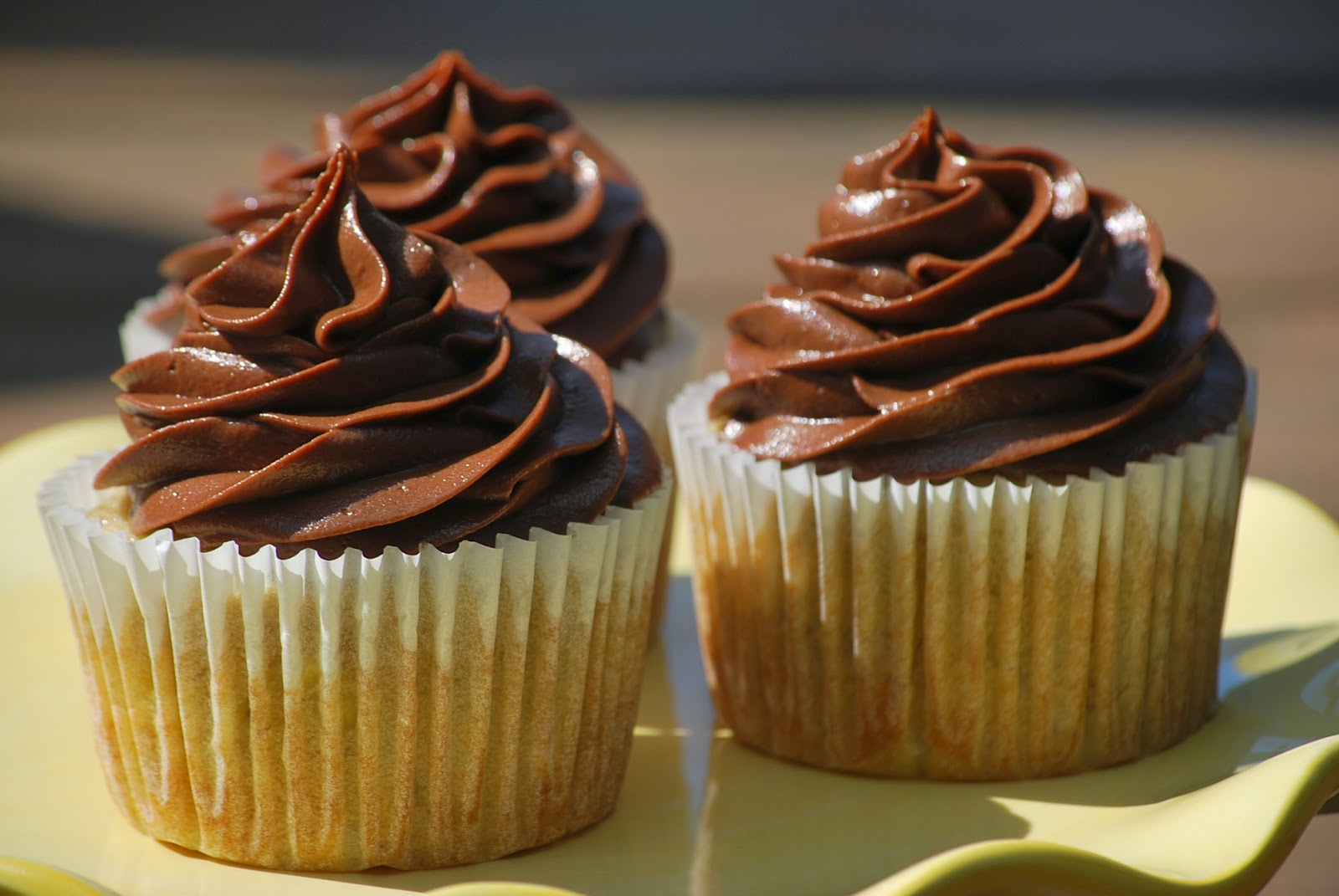 Nutella Cupcakes With Cake Mix