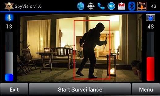 Bewaak je huis met  je smartphone