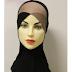 Hijab fashion - Hijab cagoule pas cher