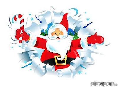 Papá Noel Feliz