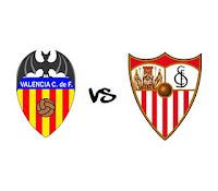 Prediksi Skor Bola Valencia vs Sevilla