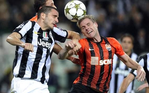 Juventus vs Shakhtar Donetsk