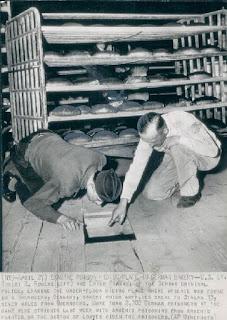 Equipo de investigación criminal en Stalag 13
